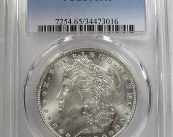 1898 O PCGS MS65 Morgan Dollar Coin Certified