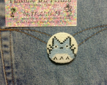 Studio Ghibli fan? Stand out with Totoro!