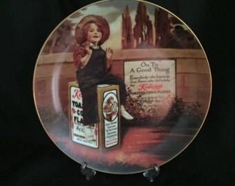 Kellog's Plate