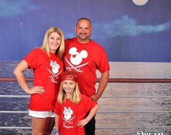 Disney Cruise Shirts, Disney Pirate Shirts,  Disney Cruise Family Shirts, Mickey Pirate Cruise Shirts, Disney Cruise Shirt, Fast Shipping