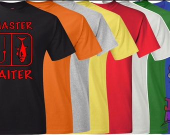 Master Baiter Shirt -  Comical Shirt
