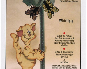 New Vintage Workshoppe Originals Buster's Butterfly Crossing copyright 1994