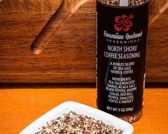 Hawaiian North Shore Coffee Seasoning