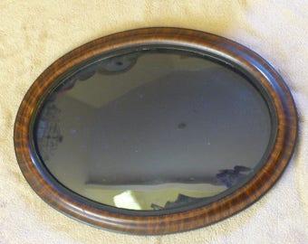 frame vintage oval picture etsy. Black Bedroom Furniture Sets. Home Design Ideas