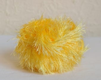 Furry decorative yarns, 50g / 1,76 oz balls