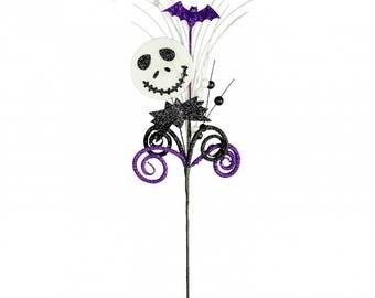 "26"" Jack Halloween Spray/Wreath Supplies/Halloween Decoration/56313HAL"