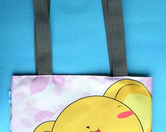 Cute Card Captor Sakura Mini Tote Bag Kero Anime Clamp