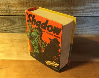 The Shadow and the Ghost Makers – The Better Little Book Library #1495