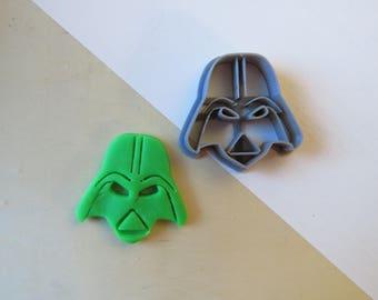 Darth Vader Cookie Cutter|3D Print Cookie Cutter