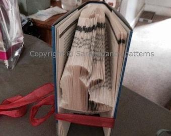 Summer Sale Man Praying - Book folding PATTERN