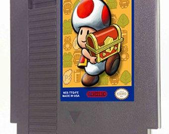 Toad's Treasure Quest