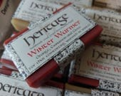Limited Edition Winter Warmer Soap bar. Handmade all natural. Orange, Cinnamon, Clove. Sweet and warming scent