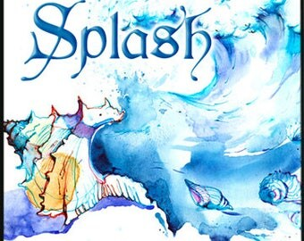 Splash - Summer 2017 Collection - Handcrafted Perfume for Women - Love Potion Magickal Perfumerie