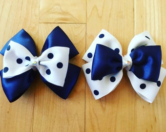 Uniform Hair Bow
