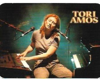 Tori Amos Vintage Sticker / Decal, 1990s