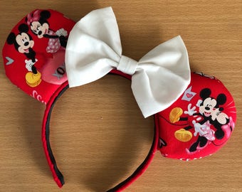 Valentines days ears