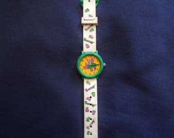90s Barney the Dinosaur Kids Watch