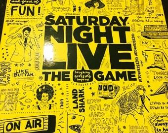 Vintage SNL Saturday Night Live Game