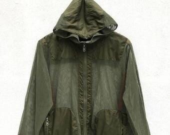 20% OFF Vintage Ralph Lauren Sport Netting Jacket / Polo Sport / Polo Ralph Lauren Jacket