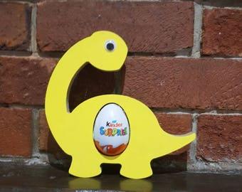 Personalised dinosaur egg holder, Personalised egg holder, Easter gift, Dinosaur egg holder, Easter egg holder, Freestanding dinosaur