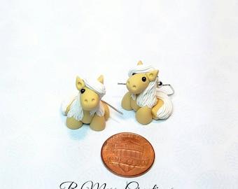 Palomino Mini Earrings! - Small