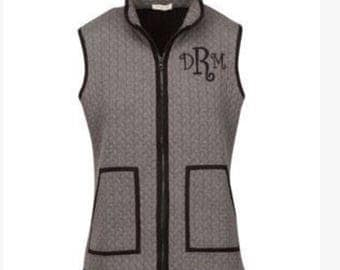 KENDRA Quilted Vest