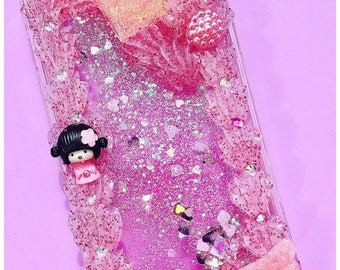Kawaii decoden phone case iPhone 6 and iphone 7