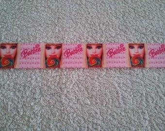 Barbie (by the yard) 22mm Ribbon