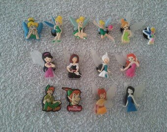 Lot 14 jibbitz Tinker Bell (for fangs badges)