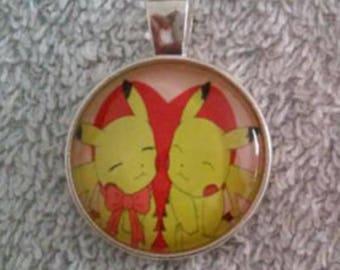 Collier Pokemon Pikachu