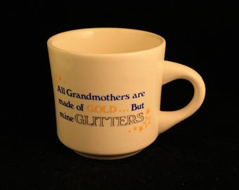 Vintage Grandmother Mug