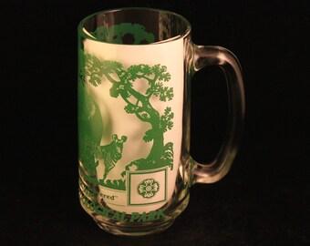 Vintage Central Florida Zoological Park Beer Mug
