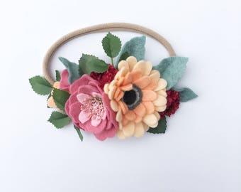 Summer Sunrise Rose Half-crown