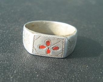 Original Germany WW1 Finger Ring. Studentika Colours Ring