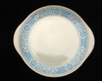 Royal Doulton | Hampton Court | TC1020 | Cake Plate | 10.25 inches