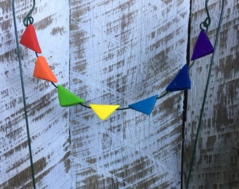 Fairy bunting flags