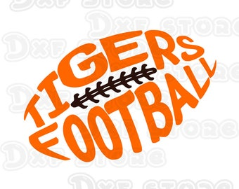Tigers ,clemson tiger,football,college team SVG,DXF,PNG for use with Silhouette Studio and Cricut Design Space