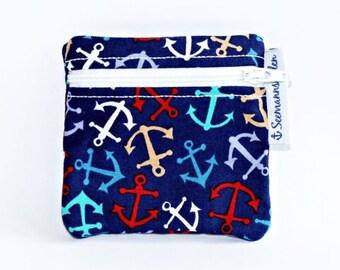 """Mini-bag """"anchor"""", multicolor"""