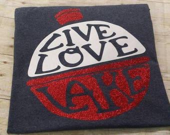 Love Love Lake Tshirt