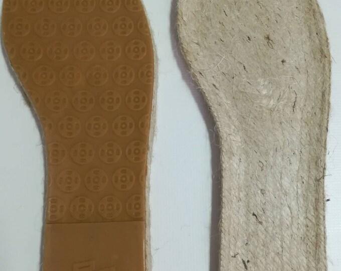 Soles, Espadrilles soles, crafts, espadrilles, Moccasins, soles for shoes, soles for espadrilles, rope soles