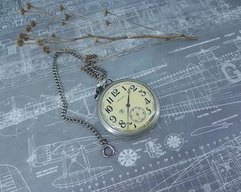Molnia Bears, Ussr molnia, Molniya, Pocket molnija. Vintage watch, Molnia  Bears, Soviet