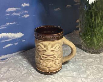 Vintage Tiki mug