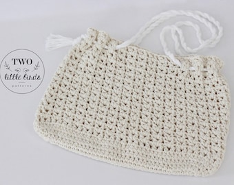 Crochet tote, Crochet bag, crochet market tote, crochet beach bag, crochet yarn bag, crochet purse, crochet tote bag, cream, MAXWELL TOTE