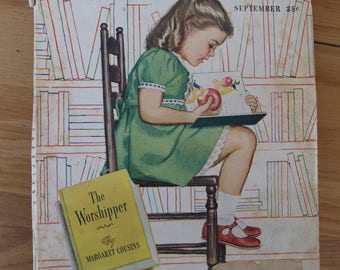 Good Housekeeping Magazine 1945 , September