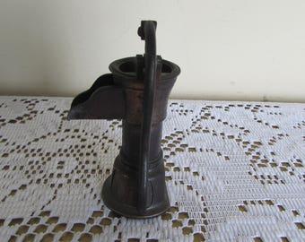 """Miniature Copper Hand Pump (3"""")"""