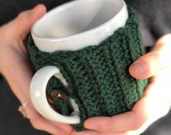 Custom Coffee Cozy