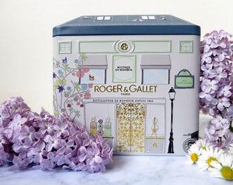 Roger Gallet Tin