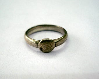 vintage antique ethnic tribal old silver ring traditional indian jewelry