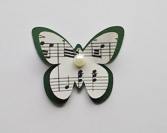 Paper Butterflies - Butterfly Die Cuts - Card Making - Butterfly Die Cuts - Card Decorations - Paper Embellishments - 24 in Package