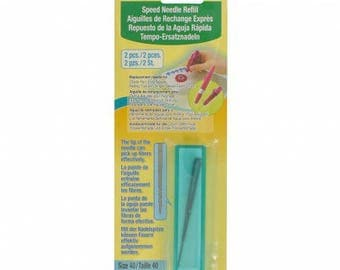 Express spare needles